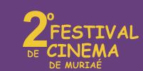 2º Festival de Cinema de Muriaé Logotipo